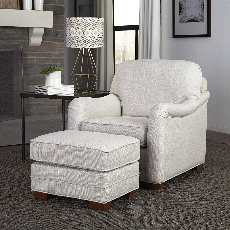 Park Art|My WordPress Blog_White Bedroom Chair With Ottoman