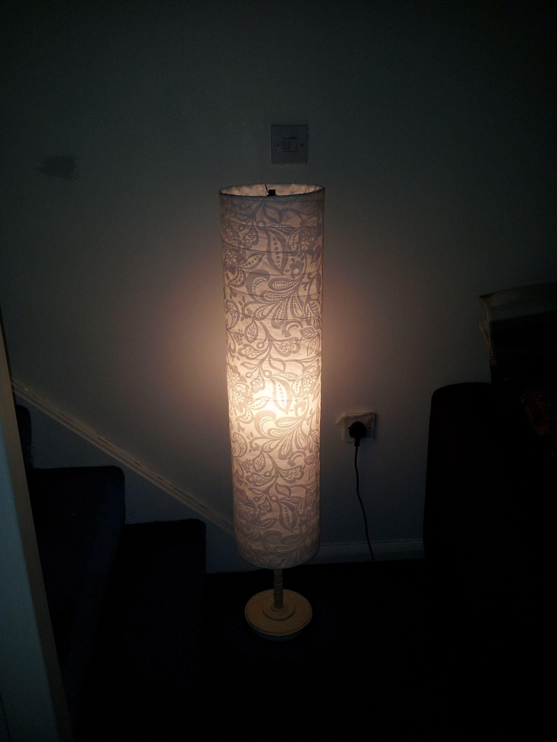 Park Art My WordPress Blog_Paper Lantern Floor Lamp Ikea