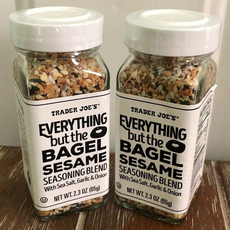 Park Art My WordPress Blog_Trader Joes Gluten Free Everything Bagels Nutrition