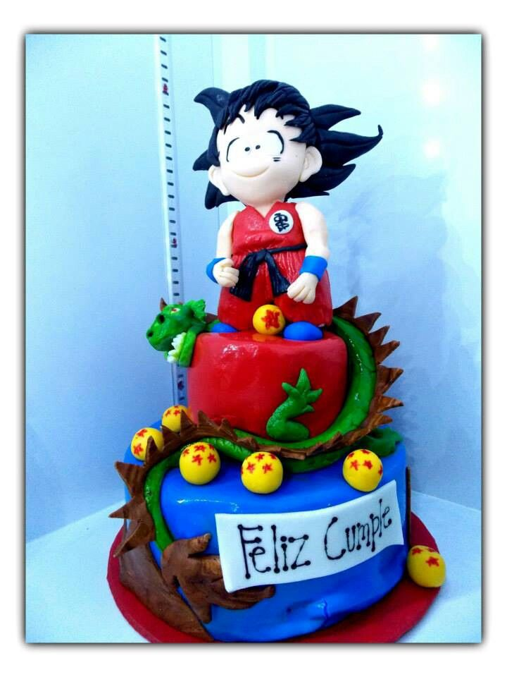 Park Art|My WordPress Blog_Dragon Ball Z Cake Topper Party City
