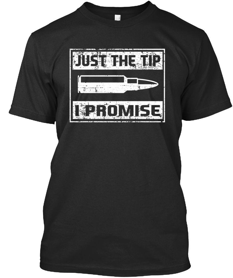 Park Art My WordPress Blog_Just The Tip I Promise T Shirt