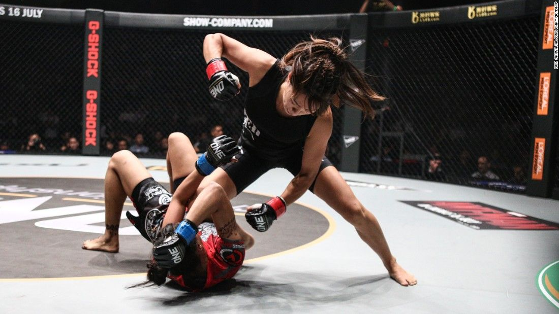 Park Art My WordPress Blog_How To Become A Mma Fighter In South Africa