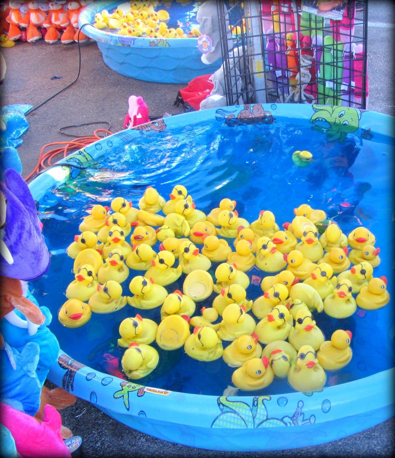 Park Art|My WordPress Blog_Diy Duck Pond Carnival Game