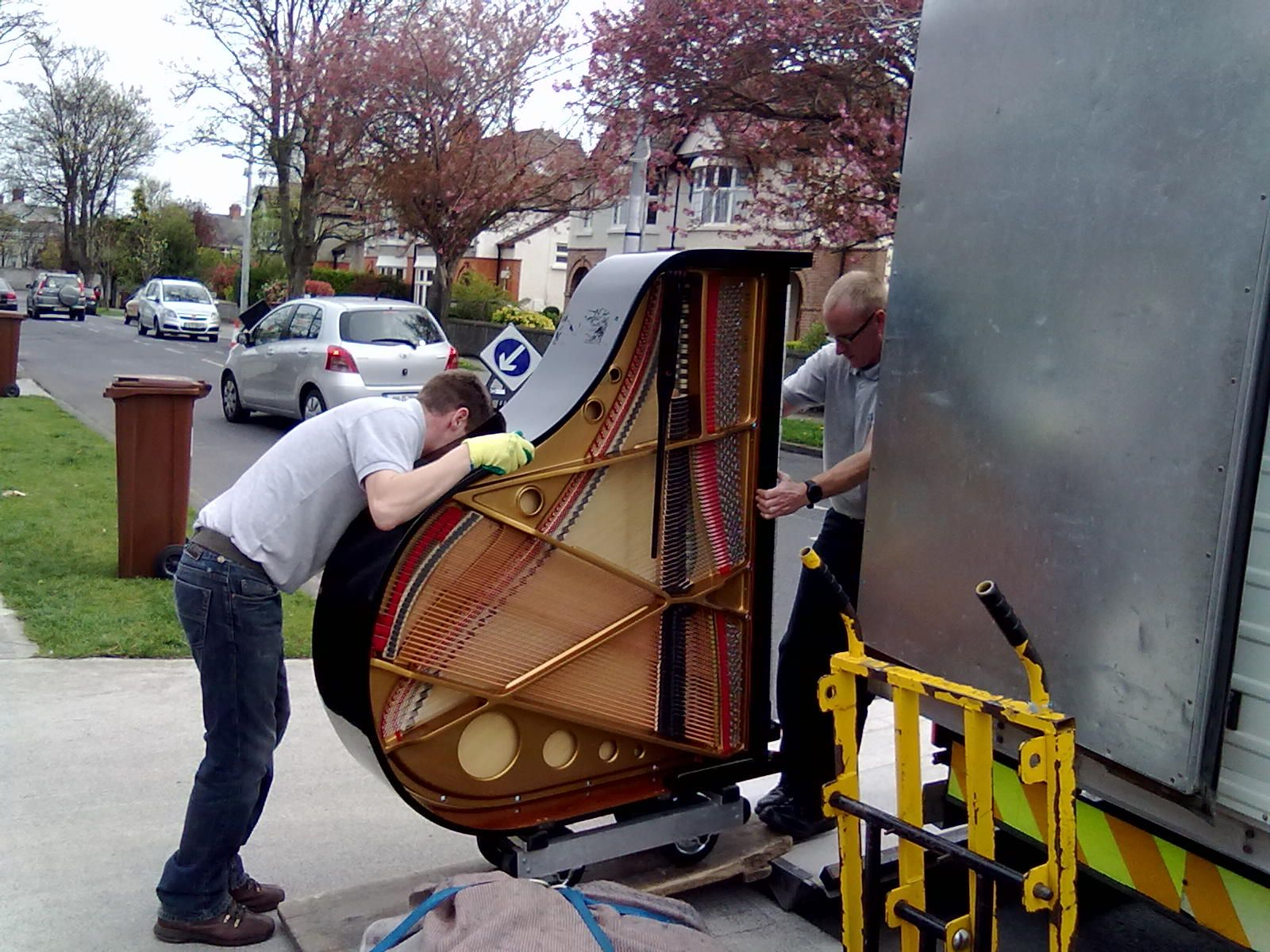 Park Art|My WordPress Blog_How To Move A Baby Grand Piano Up Stairs