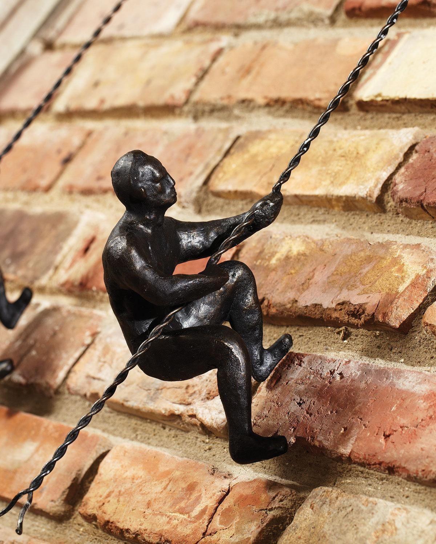 Park Art|My WordPress Blog_Climbing Man Wall Art Neiman Marcus