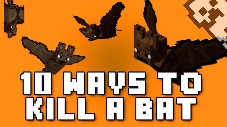 Park Art My WordPress Blog_How To Kill Bats In Minecraft