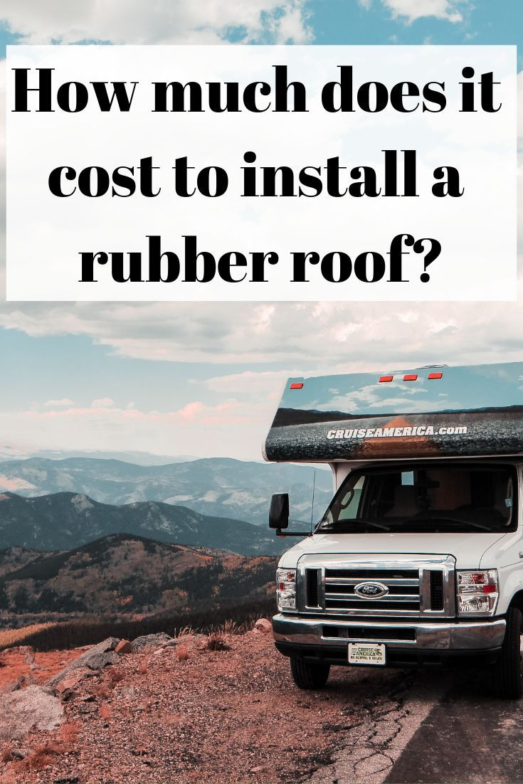 Park Art My WordPress Blog_How To Install Rubber Roofing On Rv