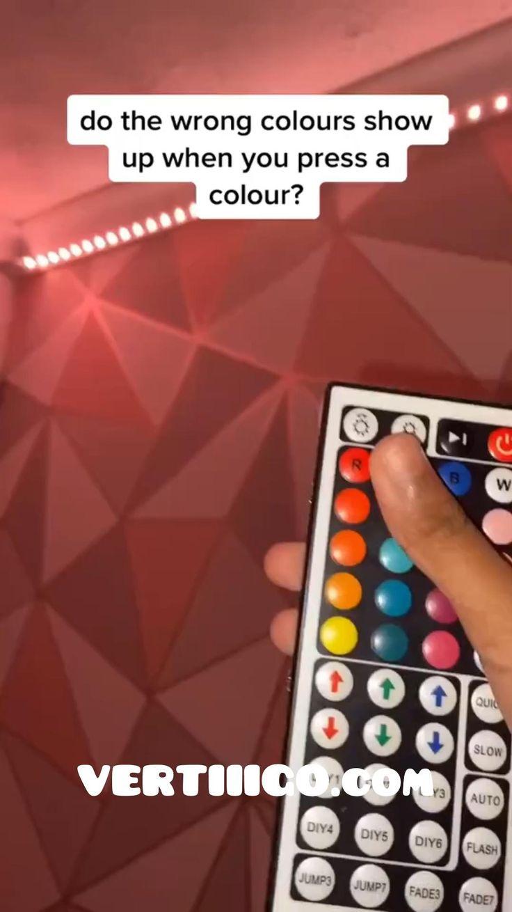 Park Art|My WordPress Blog_How To Fix Led Light Remote Colors