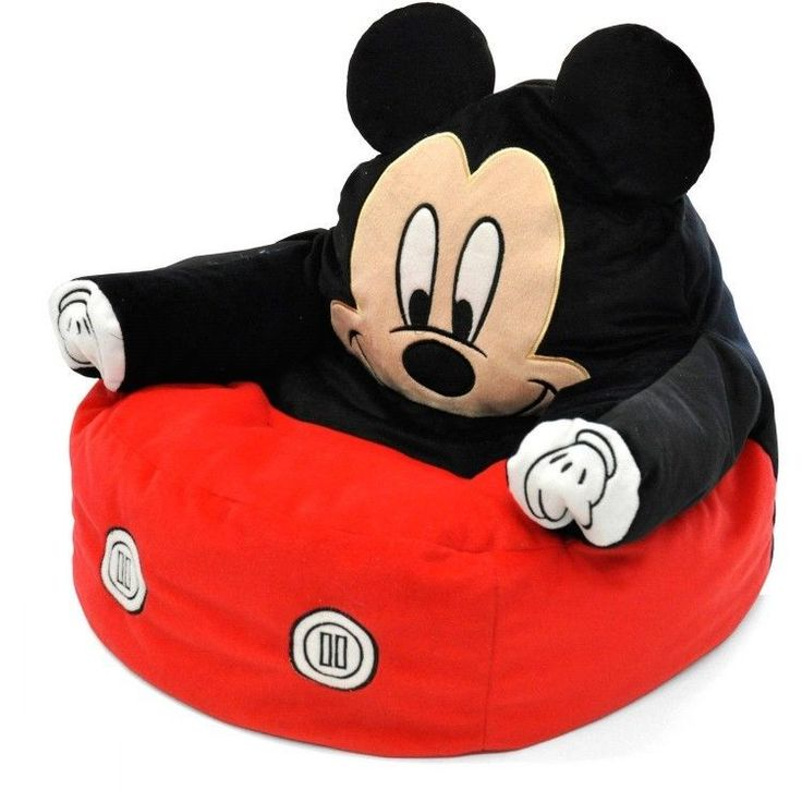 Park Art My WordPress Blog_Disney Mickey Mouse Bean Bag Chair