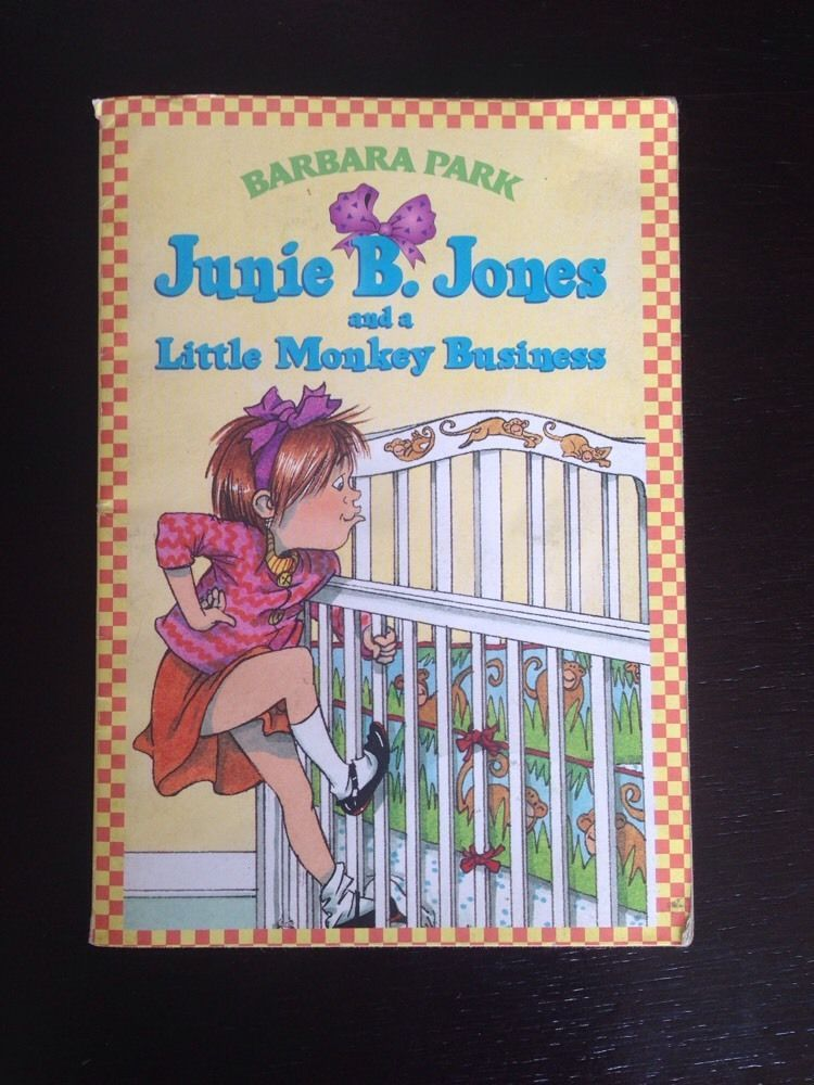 Park Art|My WordPress Blog_Junie B Jones And A Little Monkey Business Audiobook