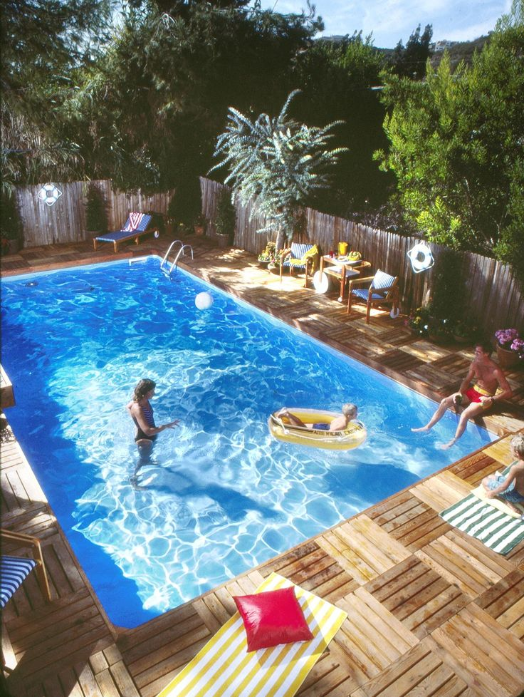 Park Art|My WordPress Blog_How To Build An Above Ground Pool Yourself