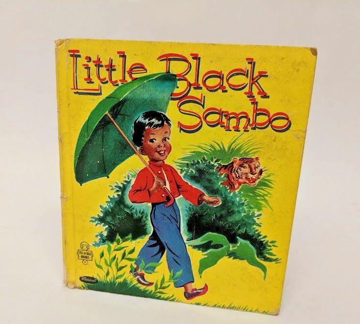 Park Art|My WordPress Blog_Little Black Sambo Book Value 1953