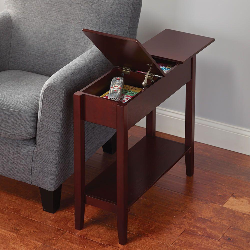 Park Art My WordPress Blog_Slim Coffee Table With Storage