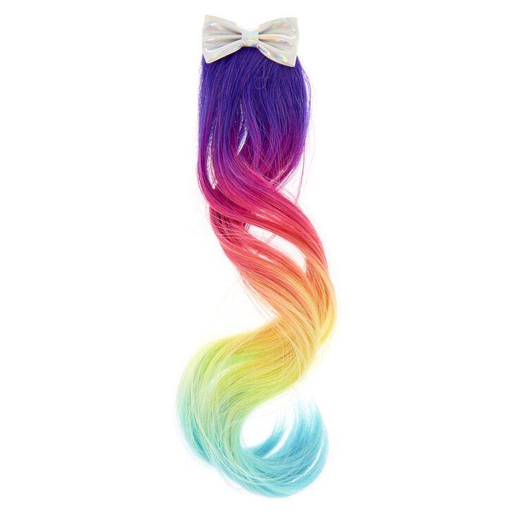 Park Art|My WordPress Blog_Rainbow Hair Clips For Toddler