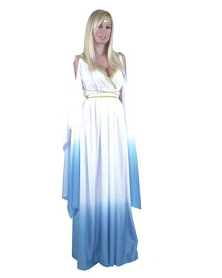 Park Art|My WordPress Blog_White Goddess Dress Plus Size