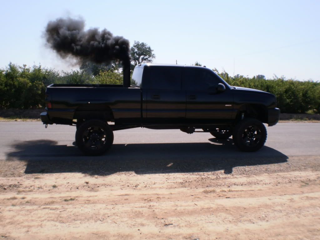 Park Art|My WordPress Blog_How To Put Smoke Stacks On A Truck