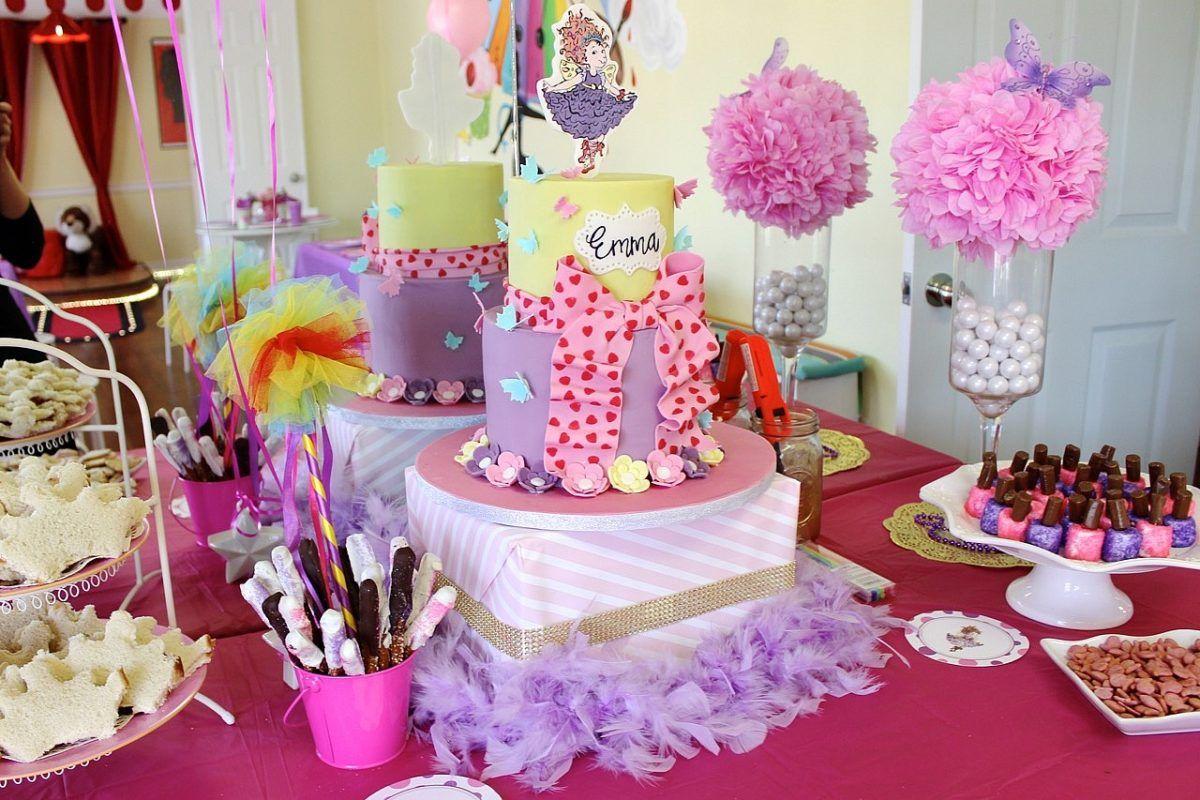 Park Art My WordPress Blog_Fancy Nancy Birthday Party Episode
