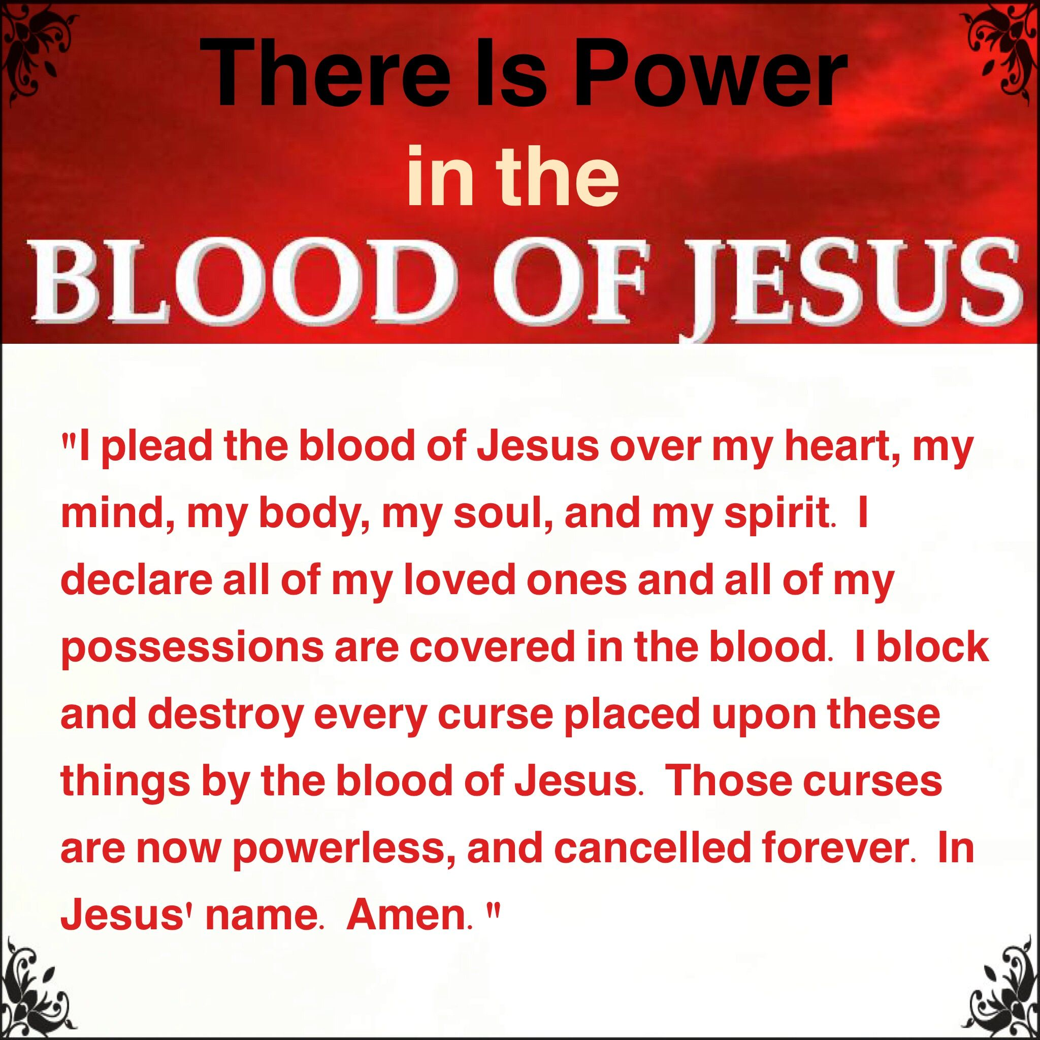Park Art|My WordPress Blog_Covered By The Blood Of Jesus Prayer