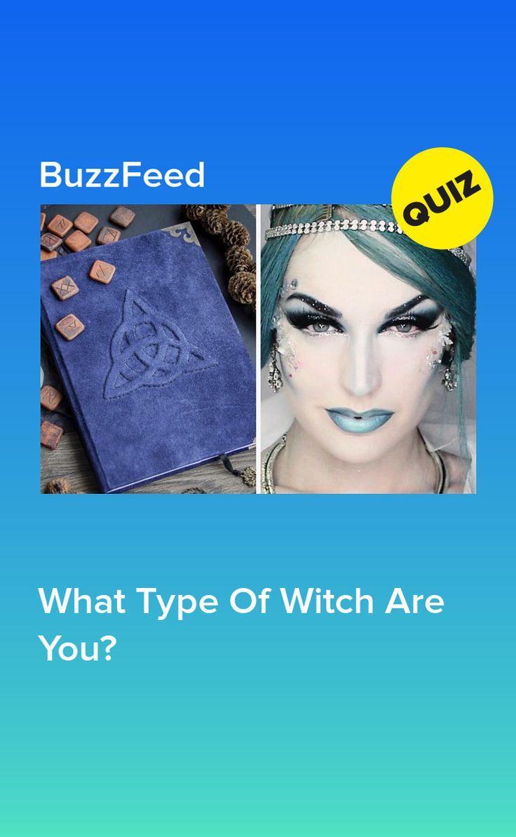 Park Art My WordPress Blog_Am I A Witch Quiz Buzzfeed