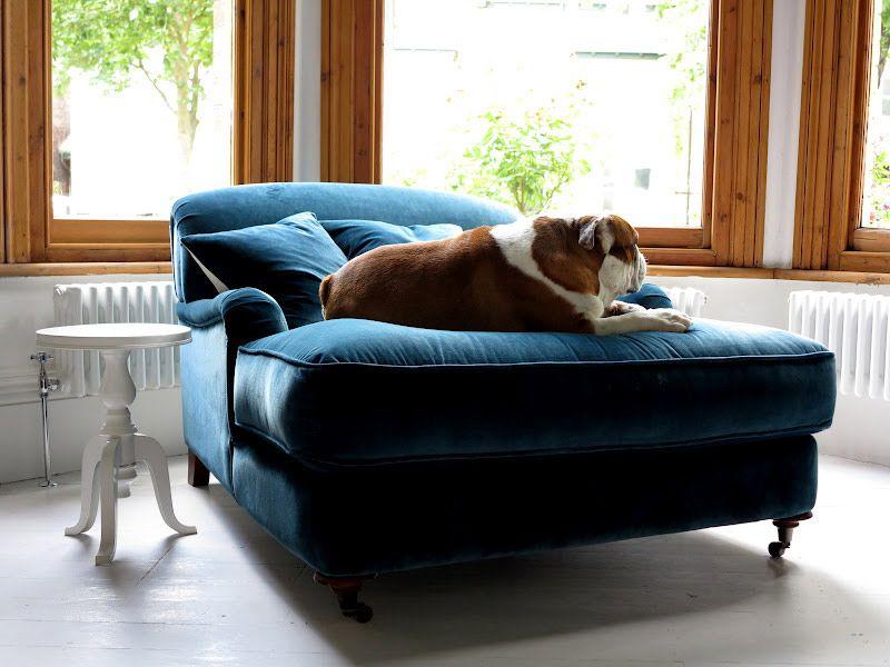 Park Art|My WordPress Blog_Light Blue Chair And A Half