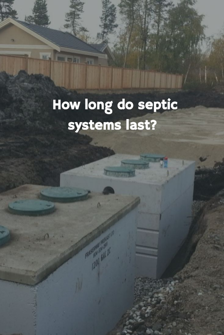 Park Art|My WordPress Blog_How Long To Septic Tanks Last