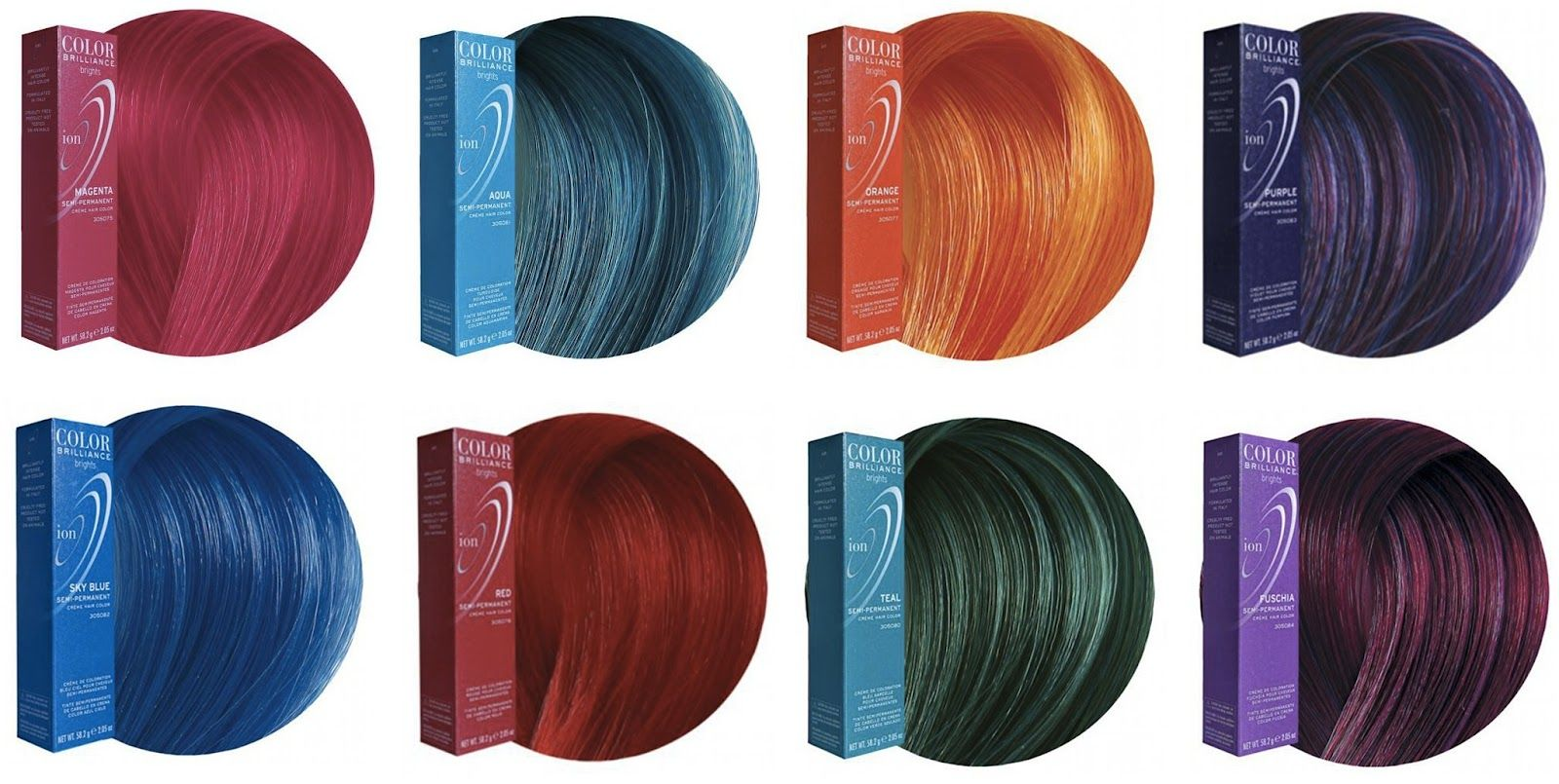 Park Art|My WordPress Blog_Ion Brights Hair Color Instructions