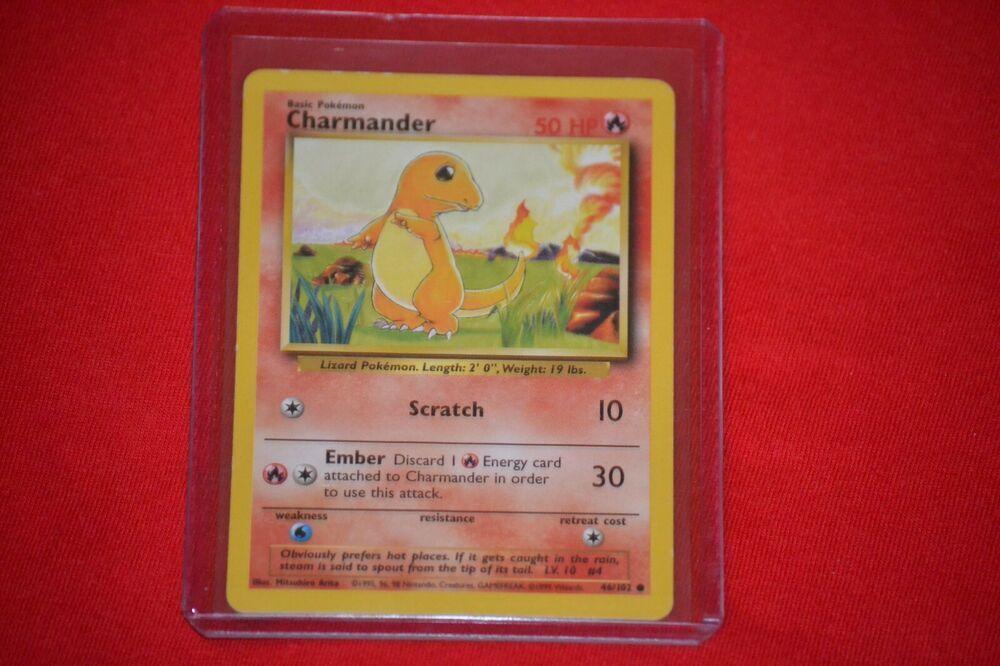 Park Art|My WordPress Blog_Charmander Pokemon Card Value 9108