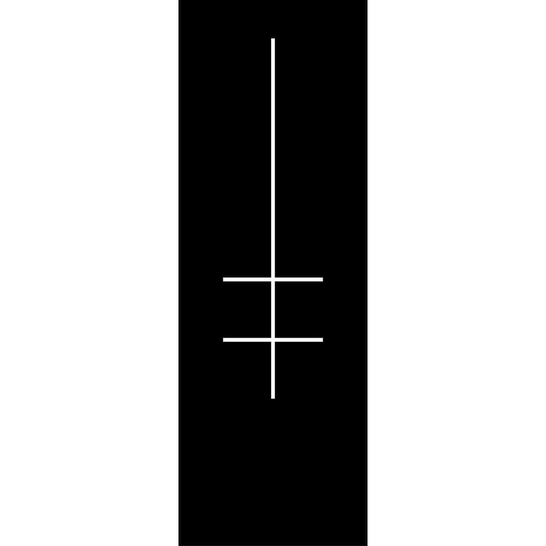 Park Art My WordPress Blog_Marilyn Manson Double Cross Tattoo