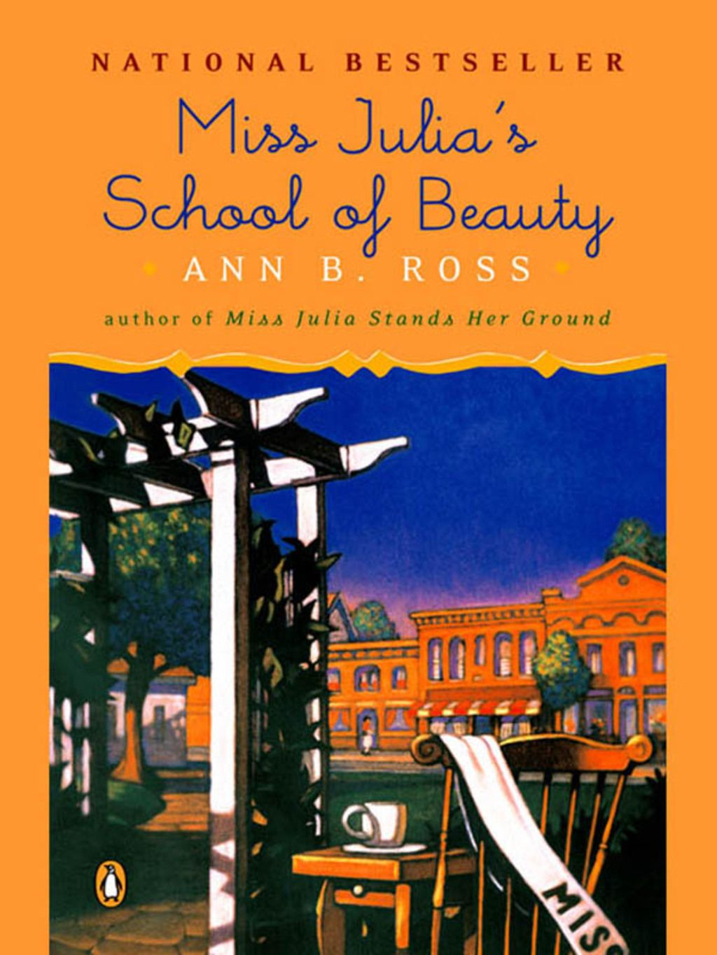 Park Art|My WordPress Blog_Do You Have To Read Miss Julia Books In Order