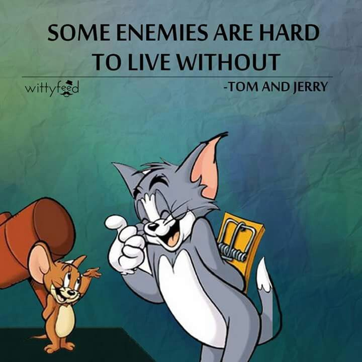 Park Art|My WordPress Blog_Tom And Jerry Quotes For Instagram