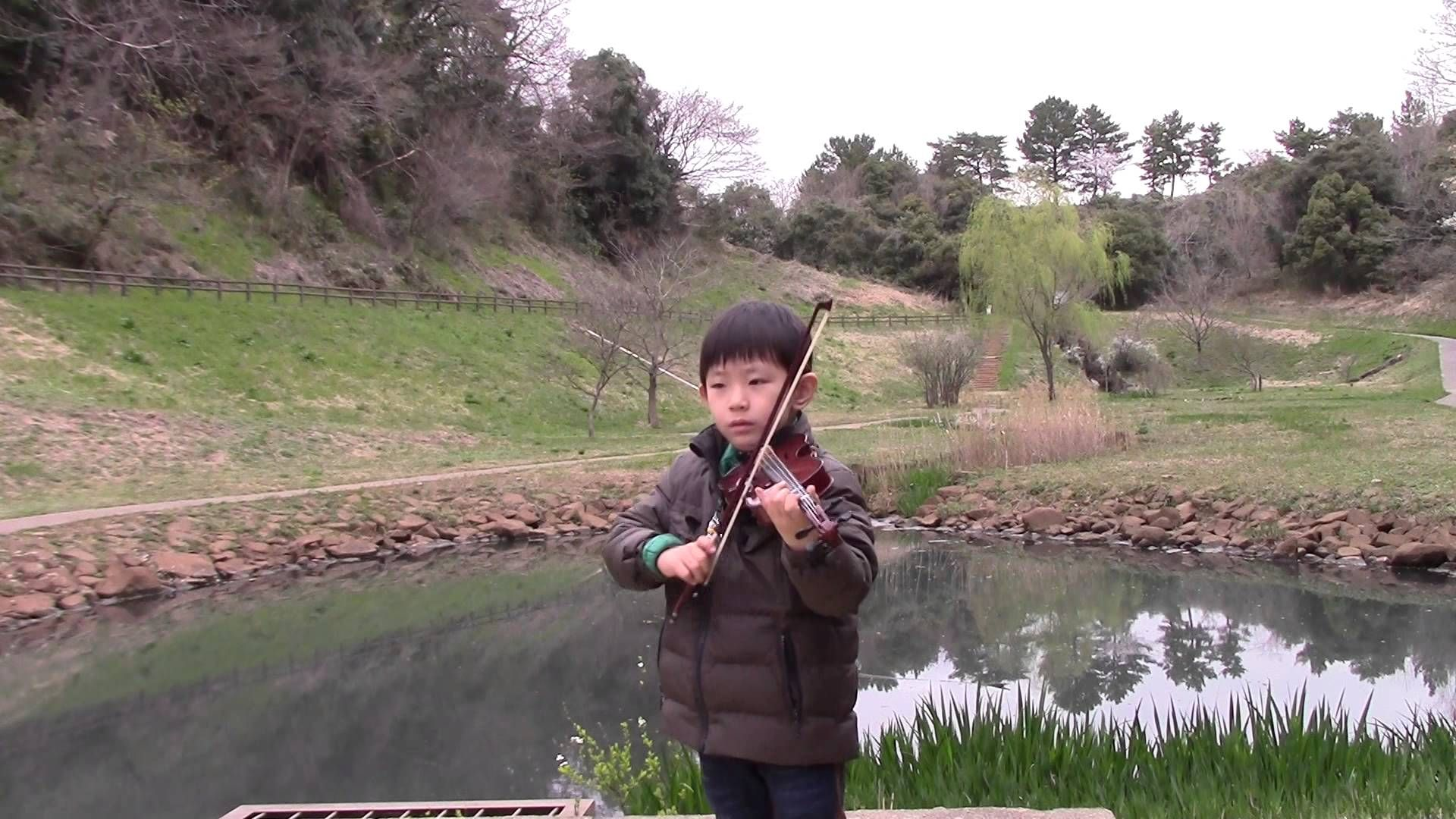Park Art|My WordPress Blog_Suzuki Violin Book 2 Waltz