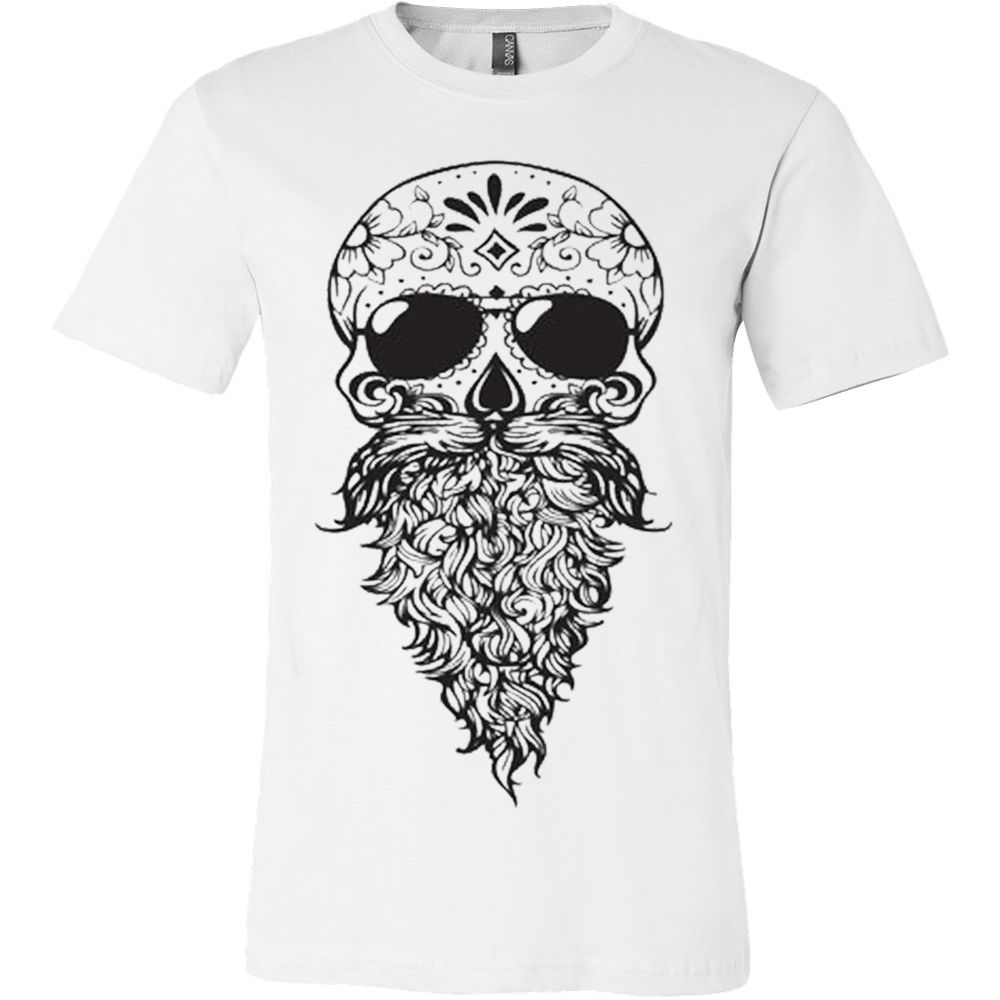 Park Art|My WordPress Blog_Say When T Shirt Skull