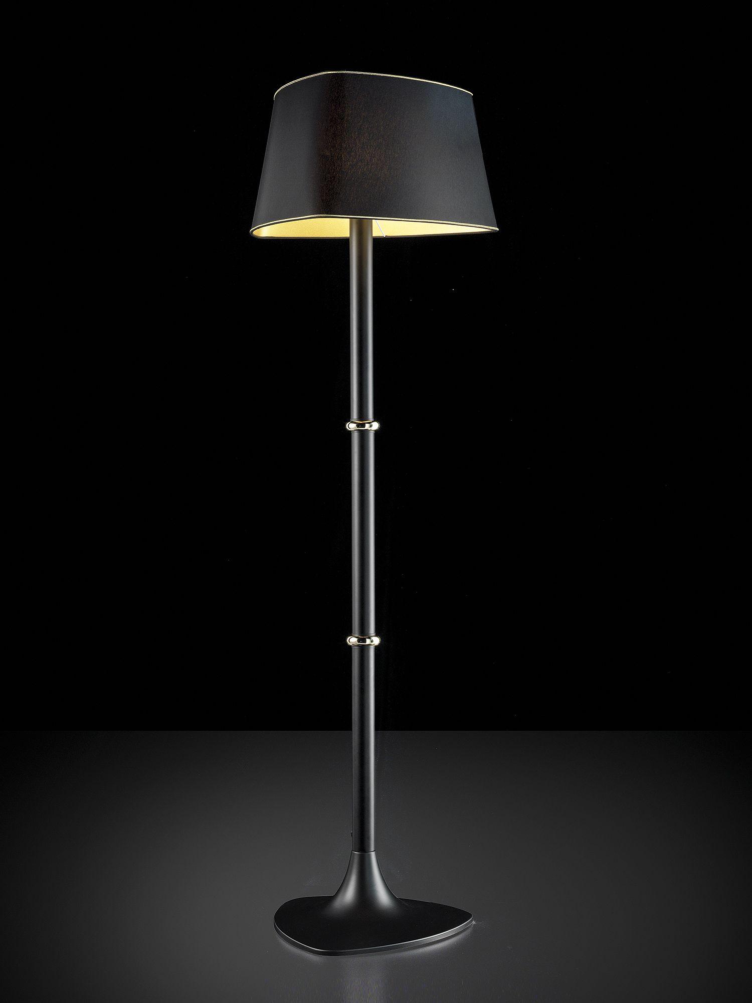 Park Art My WordPress Blog_Black And Gold Floor Lamp Shade