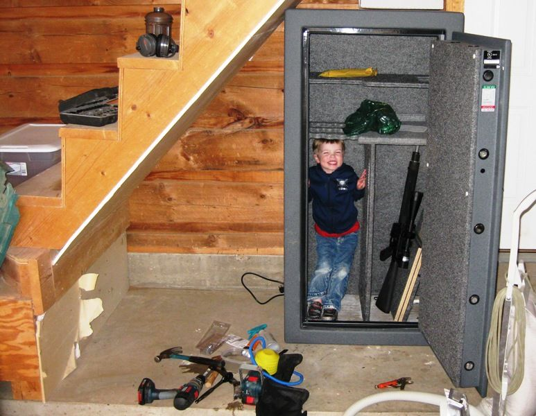 Park Art|My WordPress Blog_How To Move A Gun Safe Down Stairs