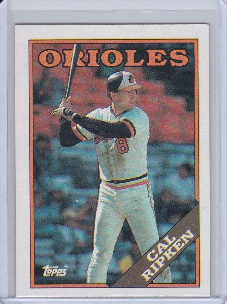 Park Art|My WordPress Blog_Cal Ripken Baseball Card Topps