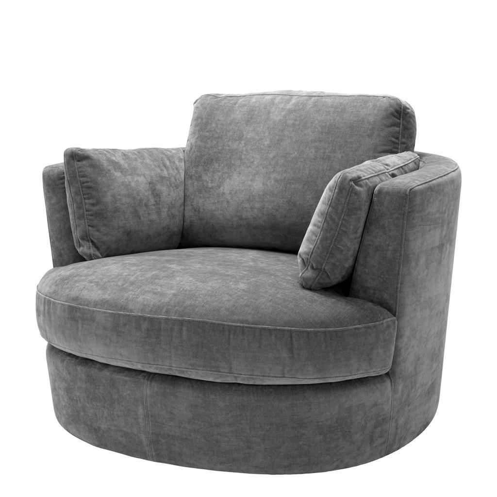 Park Art|My WordPress Blog_Gray Velvet Chair And A Half