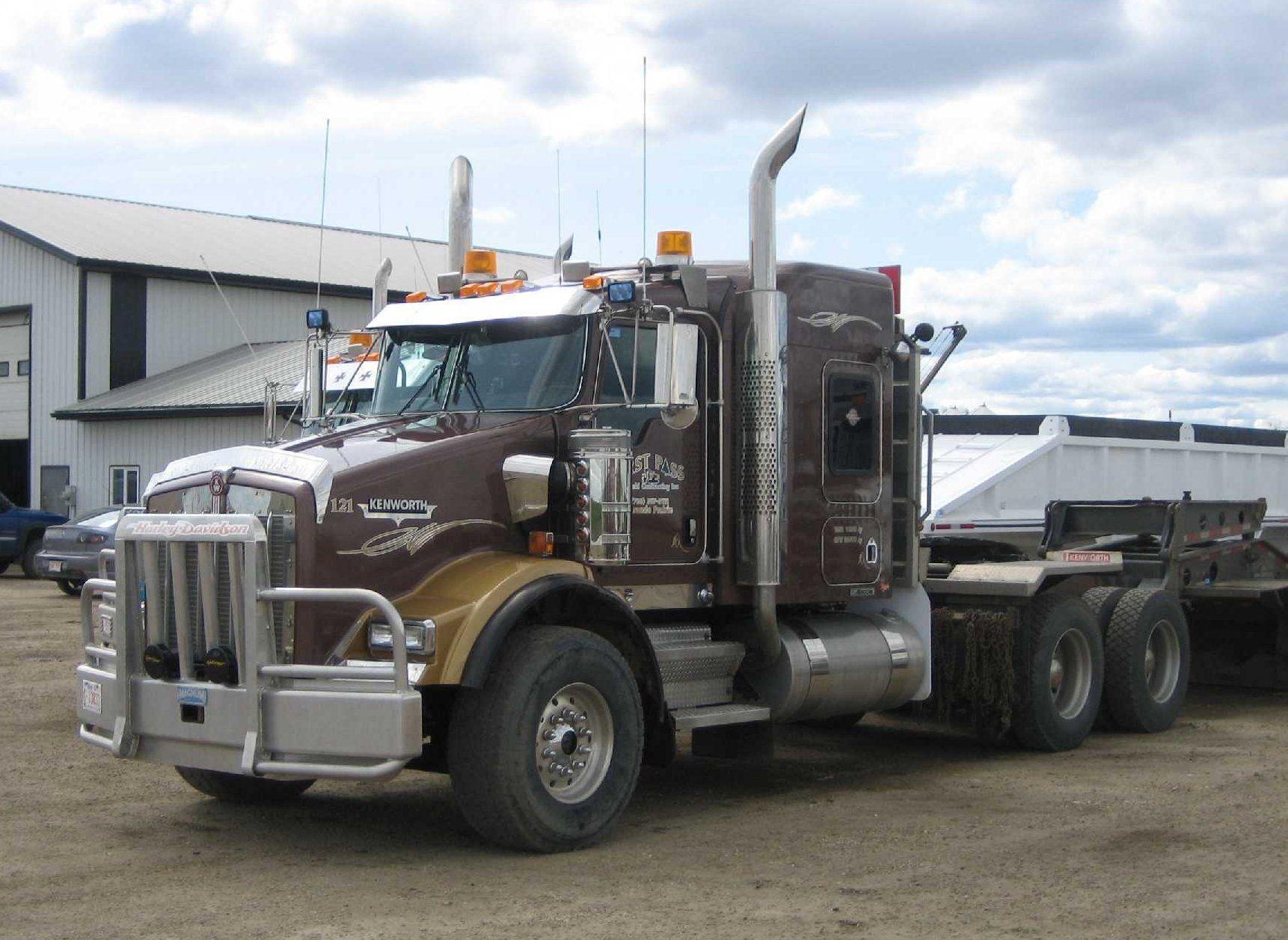 Park Art|My WordPress Blog_Kenworth T800 Dump Truck Specs