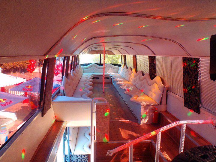 Park Art|My WordPress Blog_Double Decker Party Bus Inside
