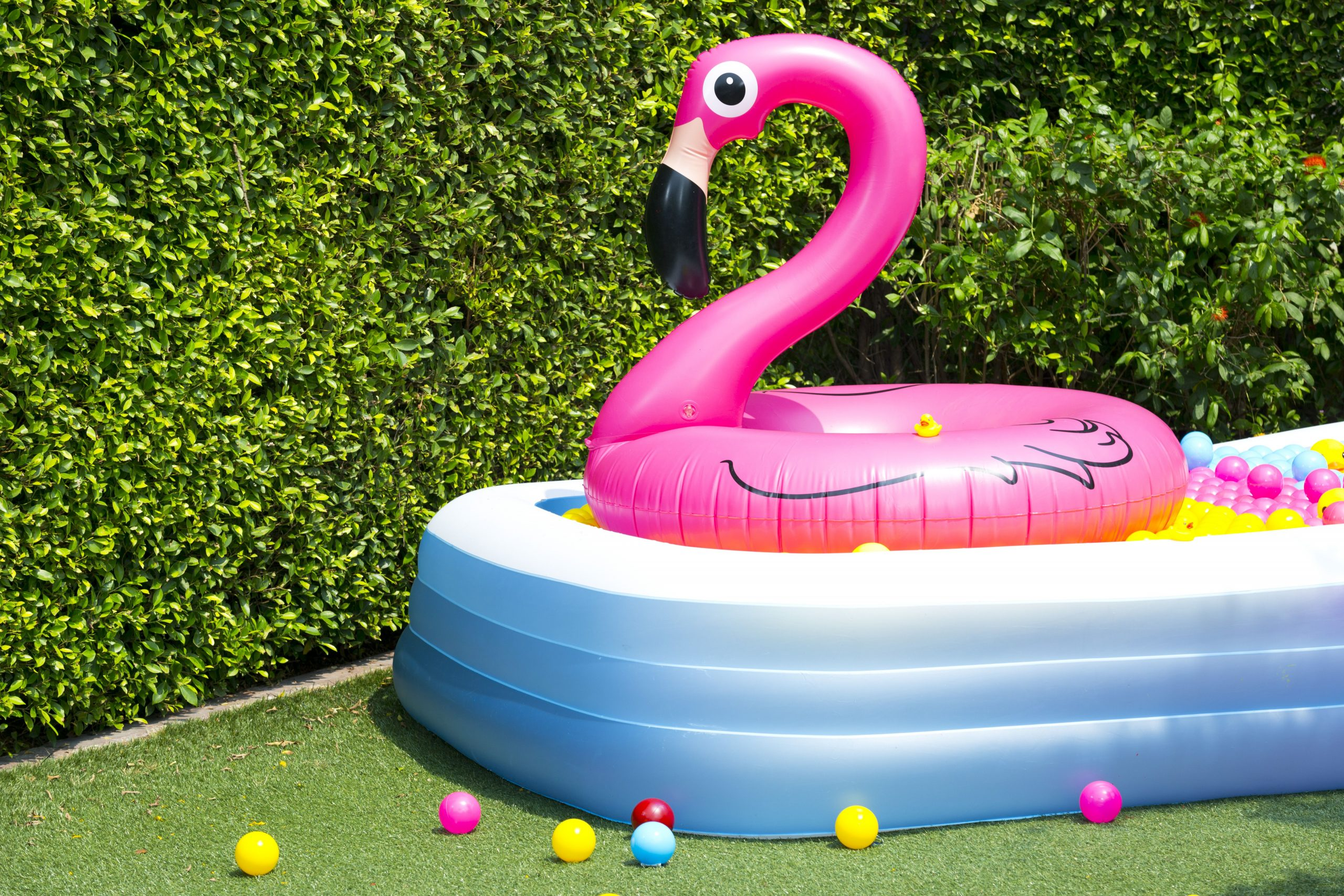 Park Art|My WordPress Blog_How To Keep Inflatable Pool Water Clean With Bleach