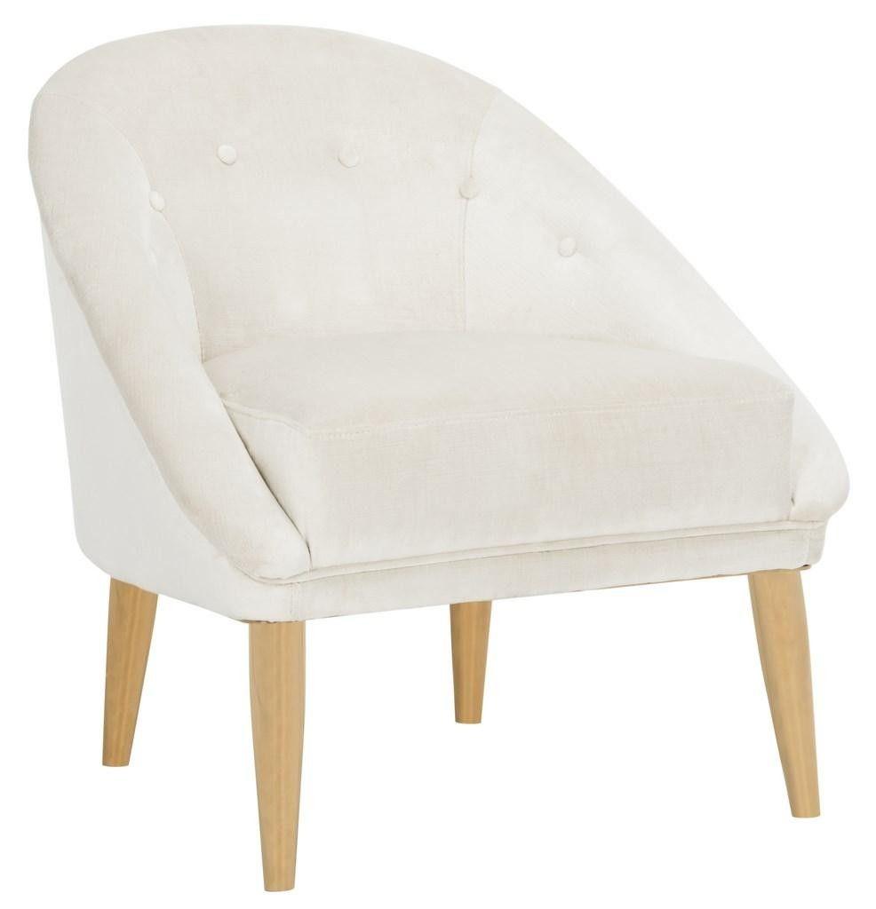 Park Art|My WordPress Blog_White Velvet Chair With Gold Legs