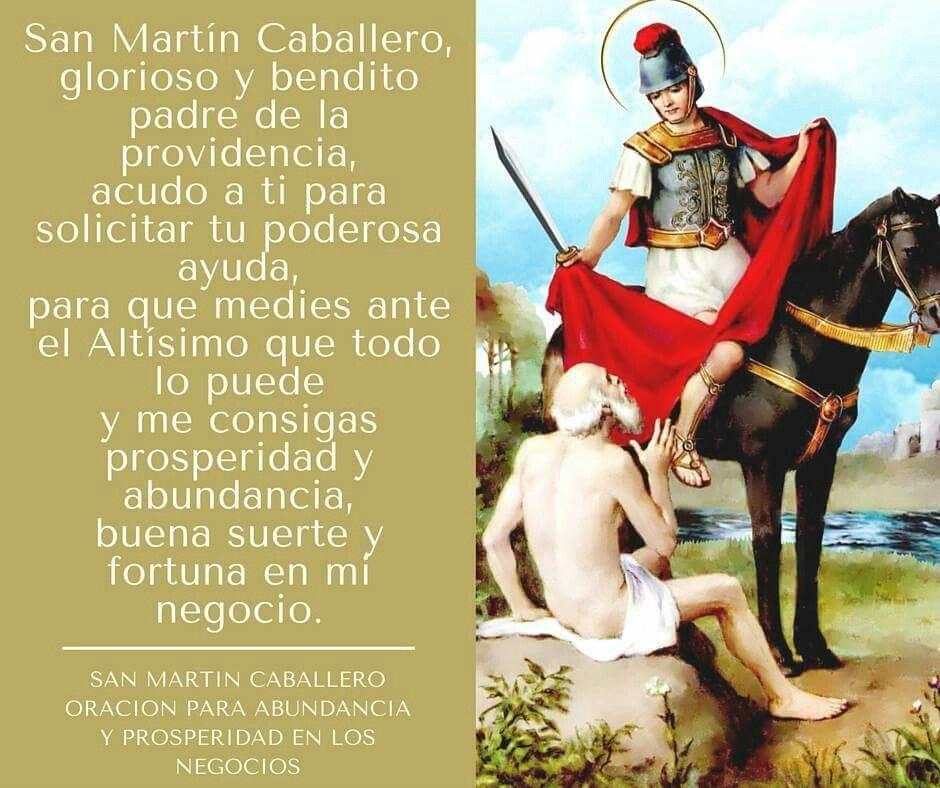 Park Art My WordPress Blog_Oracion A San Martin Caballero Negocio