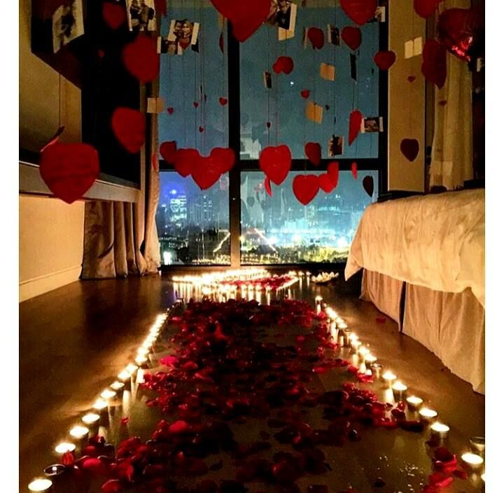 Park Art My WordPress Blog_Romantic Birthday Surprise For Her