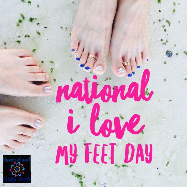 Park Art|My WordPress Blog_I Love My Feet Day
