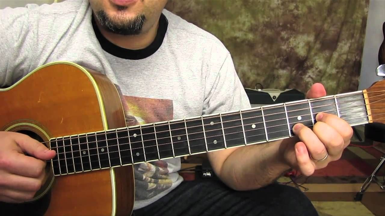 Park Art|My WordPress Blog_How To Play An Acoustic Guitar