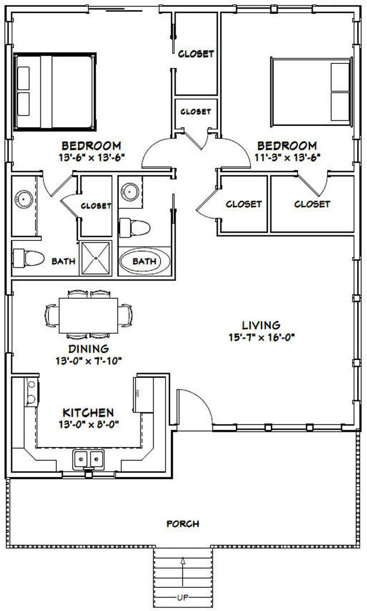 Park Art My WordPress Blog_30x40 House Plans With Loft