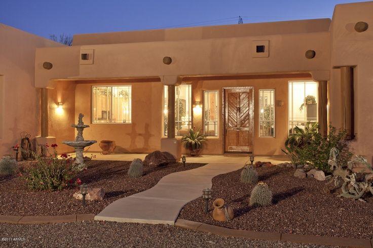 Park Art|My WordPress Blog_Santa Fe Style Homes For Sale In Arizona
