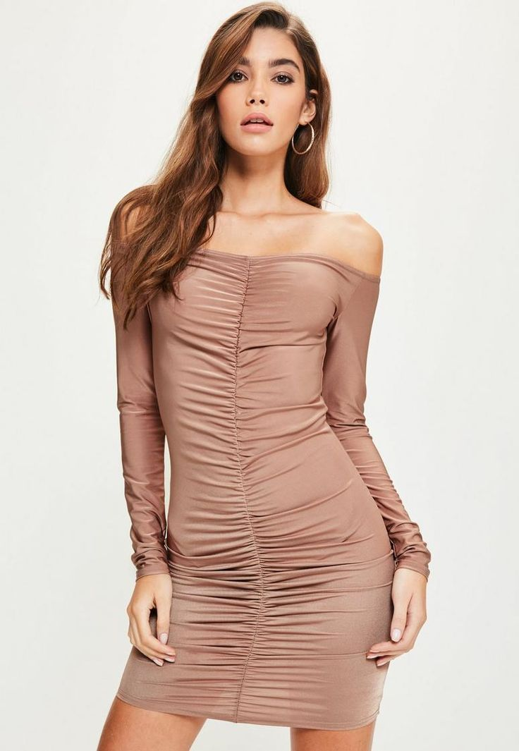 Park Art My WordPress Blog_Ruched Mini Dress With Sleeves