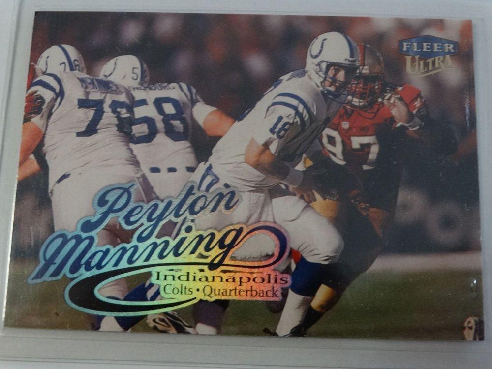 Park Art|My WordPress Blog_Peyton Manning Colts Football Card