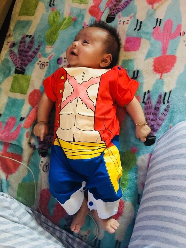 Park Art|My WordPress Blog_One Piece Anime Baby Clothes