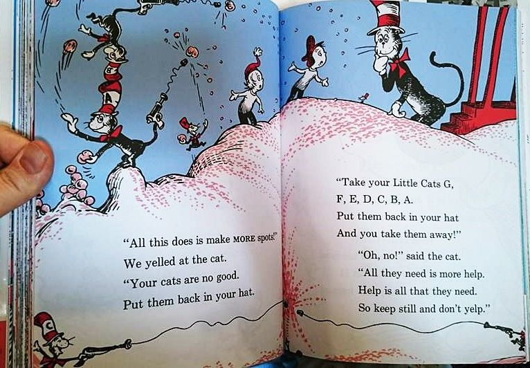 Park Art|My WordPress Blog_The Cat In The Hat Comes Back Book Pdf